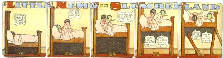 Little Nemo in Slumberland © Public Domain