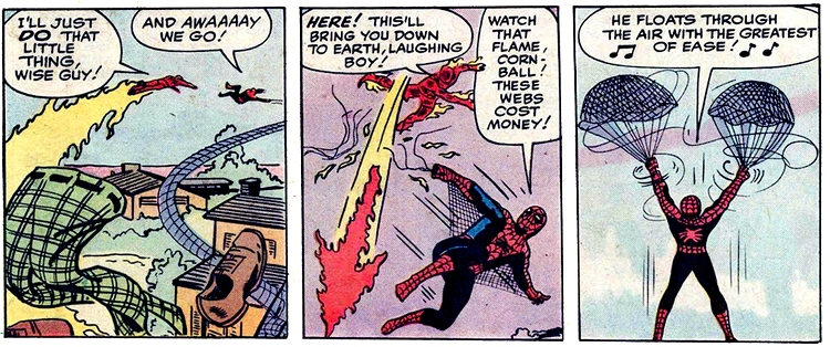 Spider-Man © Marvel Comics, 1964